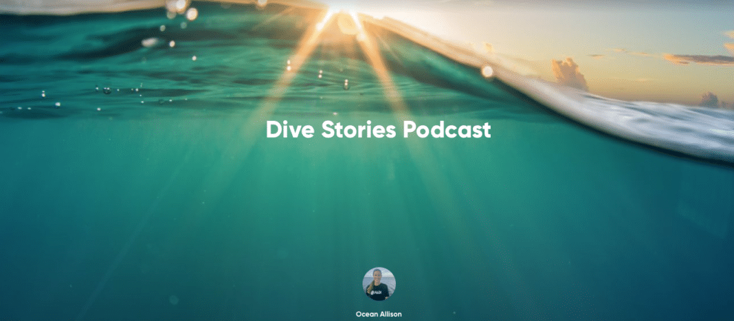 PADI's 'Dive Stories' Podcast