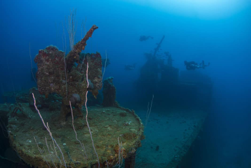 Dirty Dozen Expeditions Cancels 2020 Trips To Bikini Atoll
