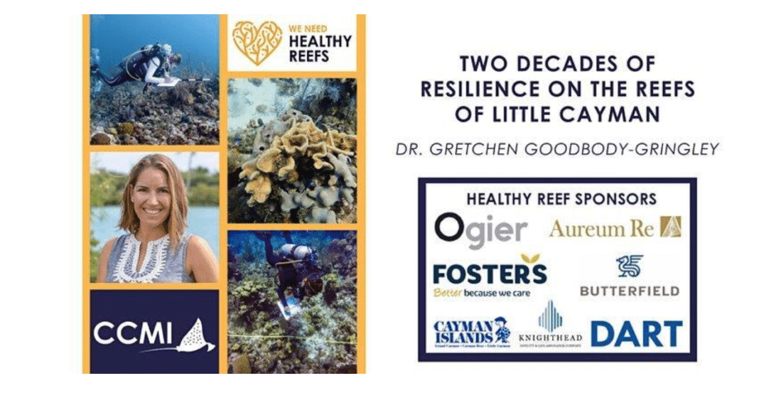CCMI Presents A Look at Two Decades of Reef Resilience on Little Cayman