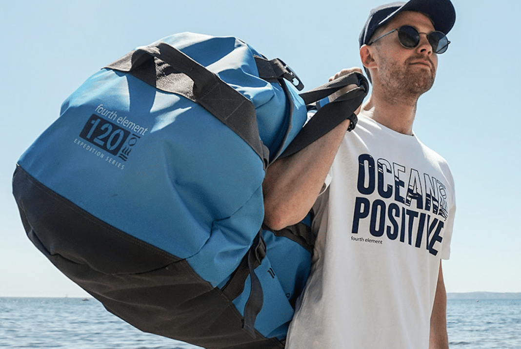 Fourth Element's Expedition Series Duffel Bag