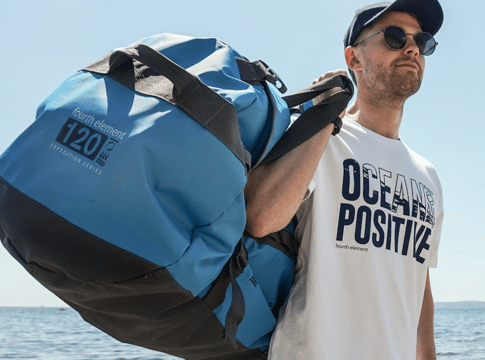 Check Out Fourth Element's Latest Expedition Series Duffel Bag