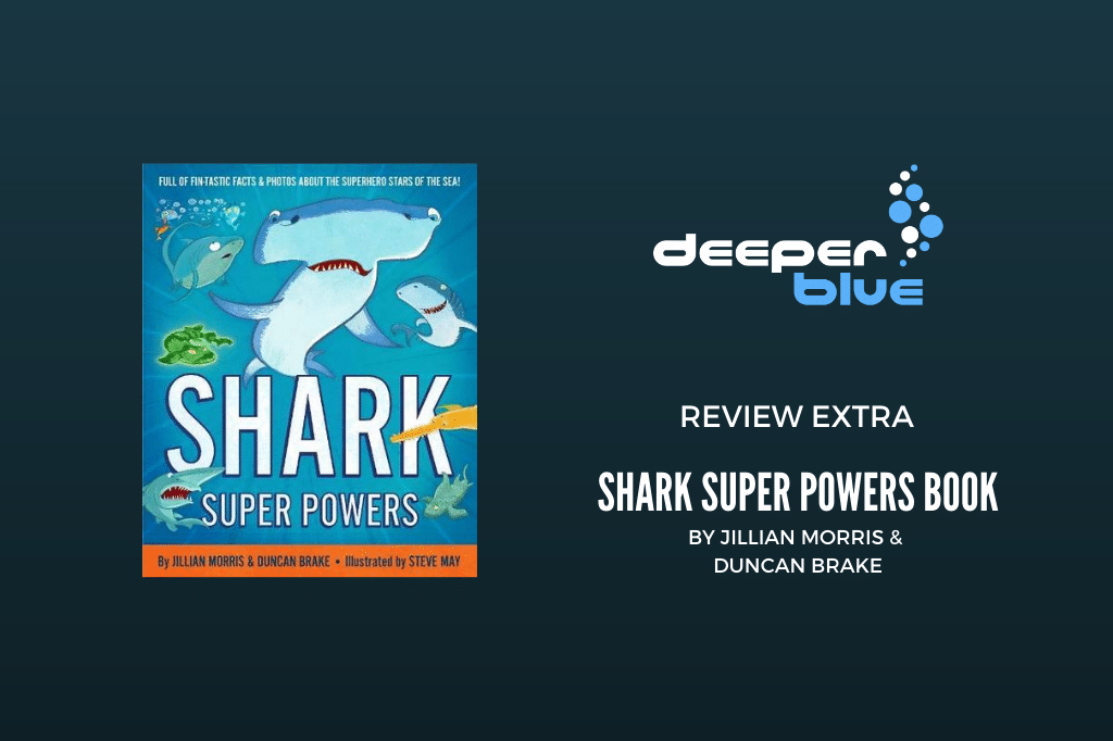 Review Extra_ Shark Super Powers