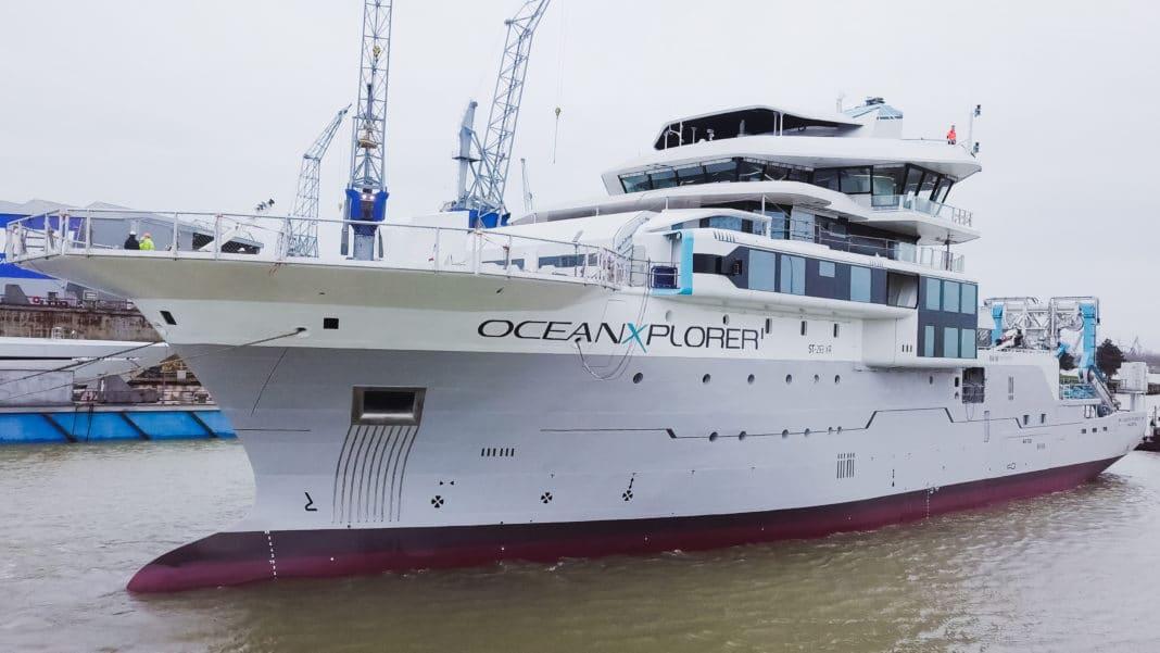 OceanXplorer- Courtesy of OceanX