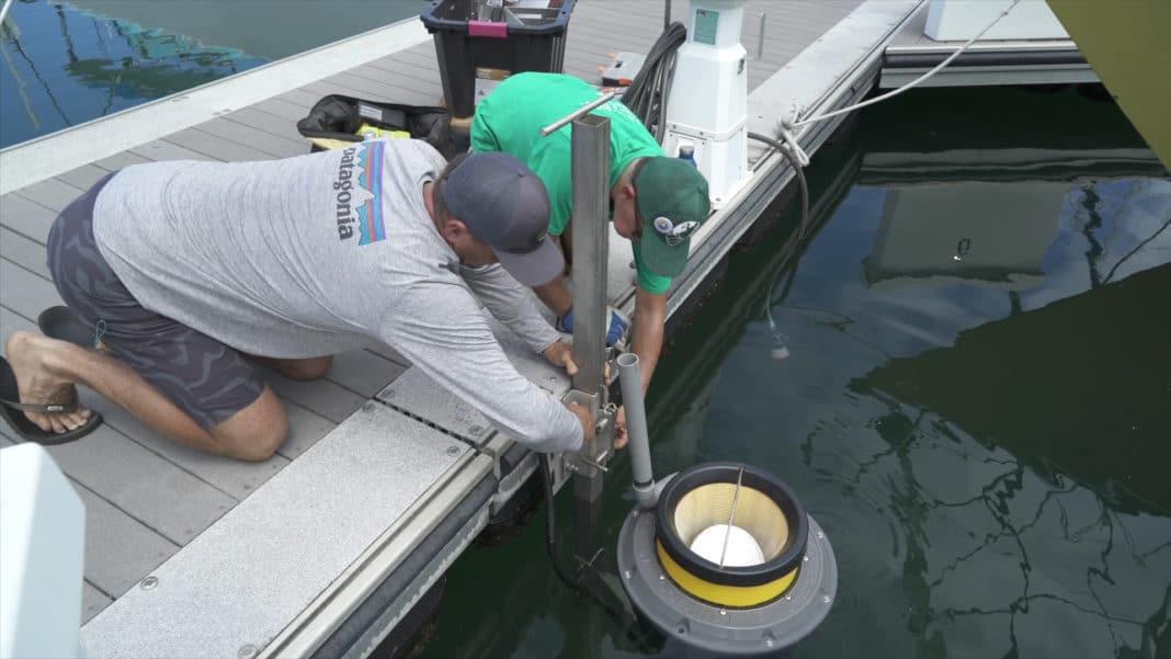 First Two Hawai'i Seabins Successfully Cleaning Ala Wai Harbor