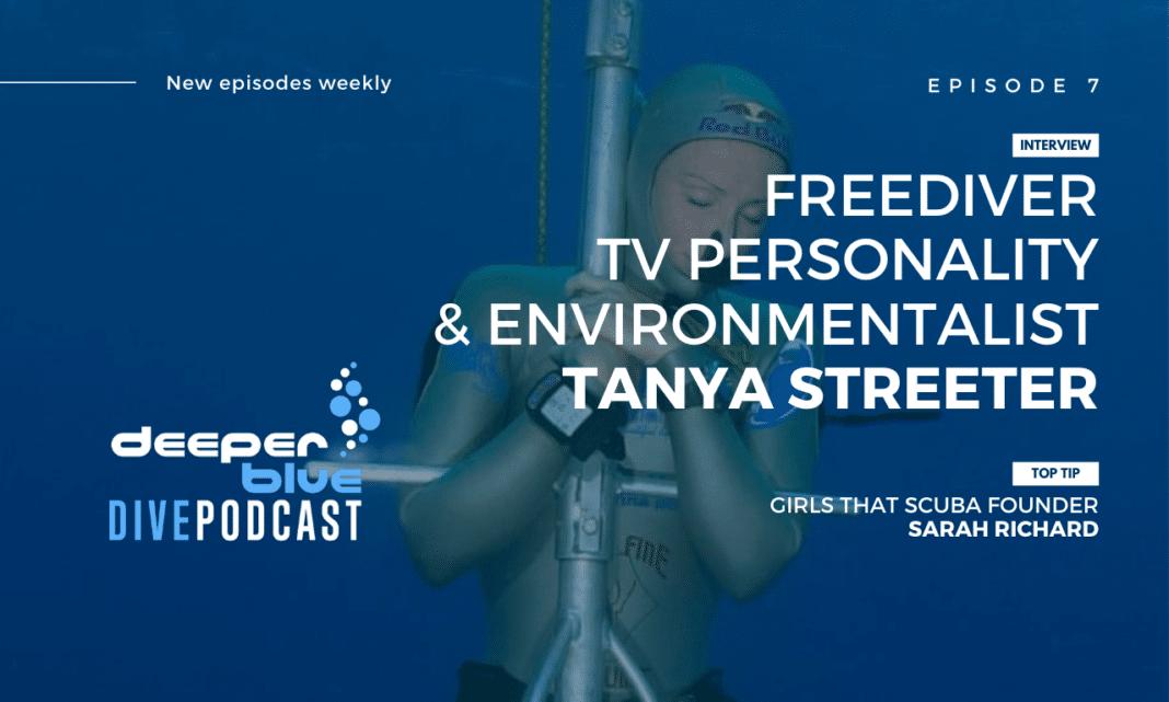 Episode 7 - Tanya Streeter & Sarah Richard