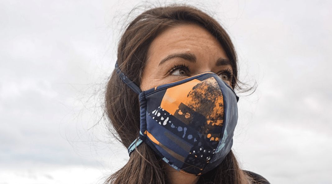 Fourth Element's OceanPositive Face Mask