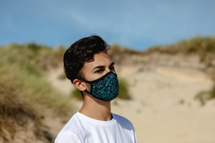 Free Ocean Themed Face Masks