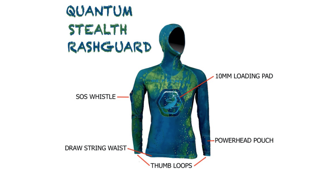 Neptonics Unveils Quantum Stealth Rash Guard Top