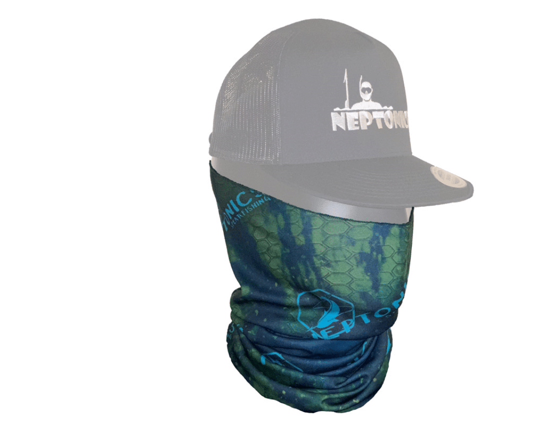 Neptonics' Quantum Stealth face shield