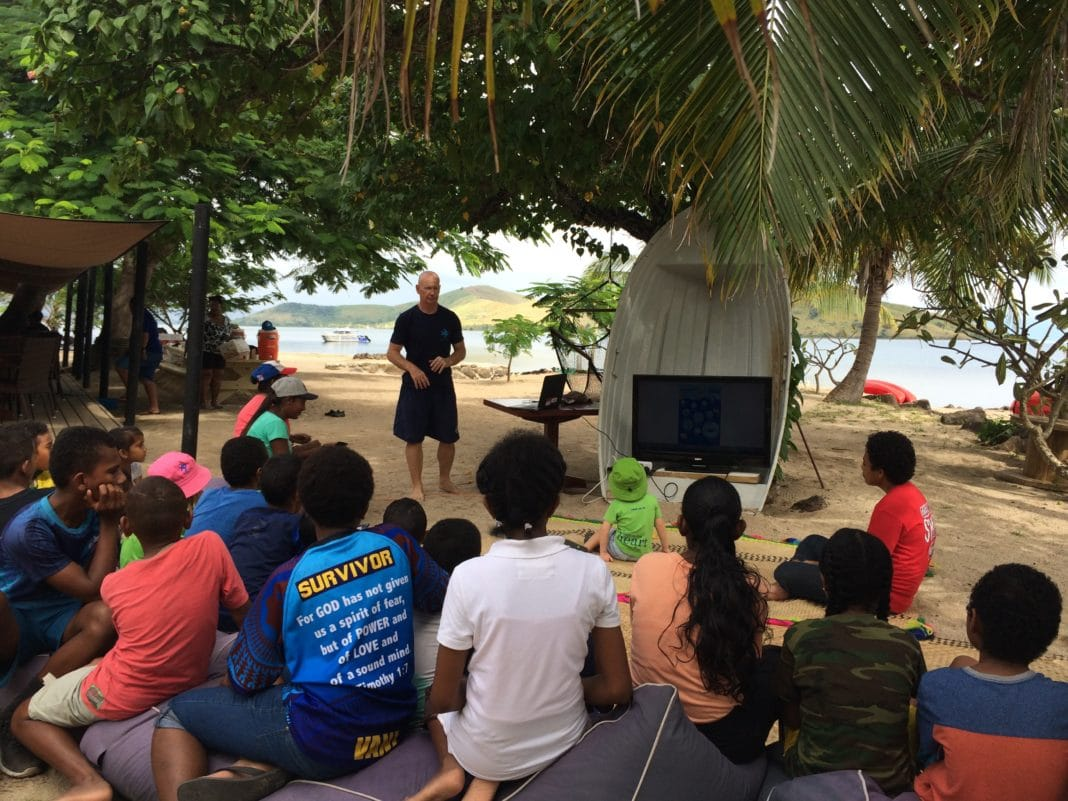 Volivoli Beach Resort - proudly an accredited Blue Oceans Dive Center