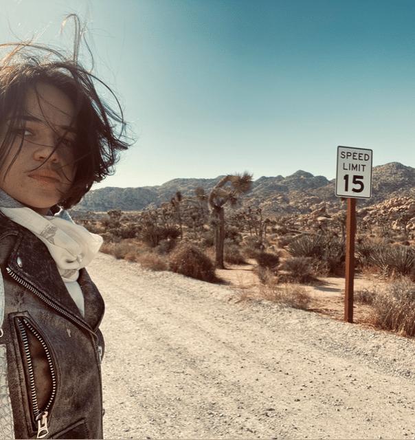Michelle Rodriguez (self credit)