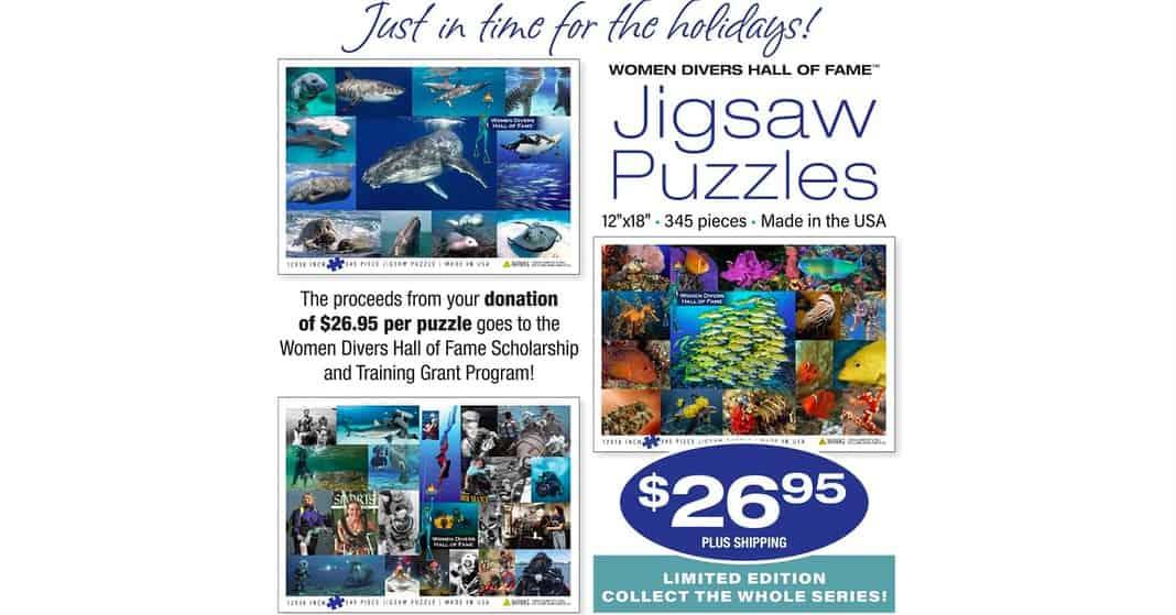 WDHOF Jigsaw Puzzles