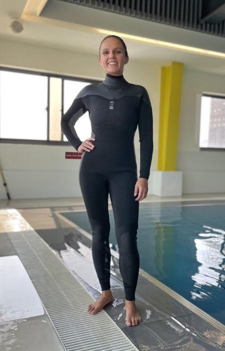 Fourth Element's RF1 Freediving wetsuit
