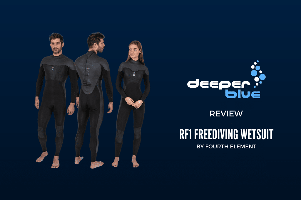 Review: RF1 Freediving Wetsuit by Fourth Element