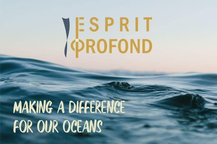 New Esprit Profond Eco Tshirt range