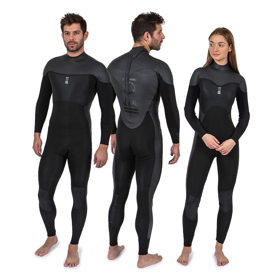 Fourth Element RF1 Freediving Wetsuit