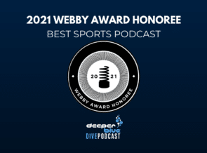 The DeeperBlue Podcast Honoured At 25th Webby Awards