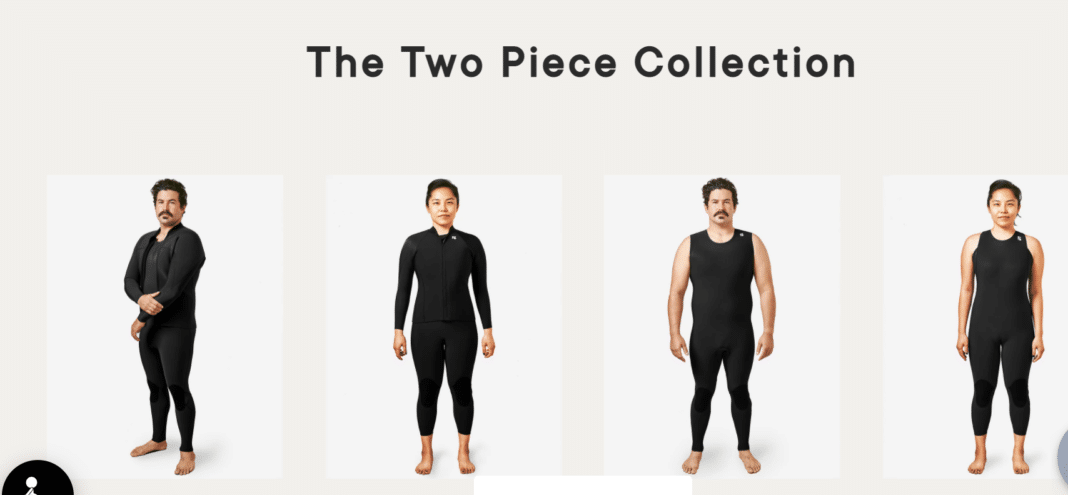 The Two Piece Collection – 7TILL8 Wetsuits