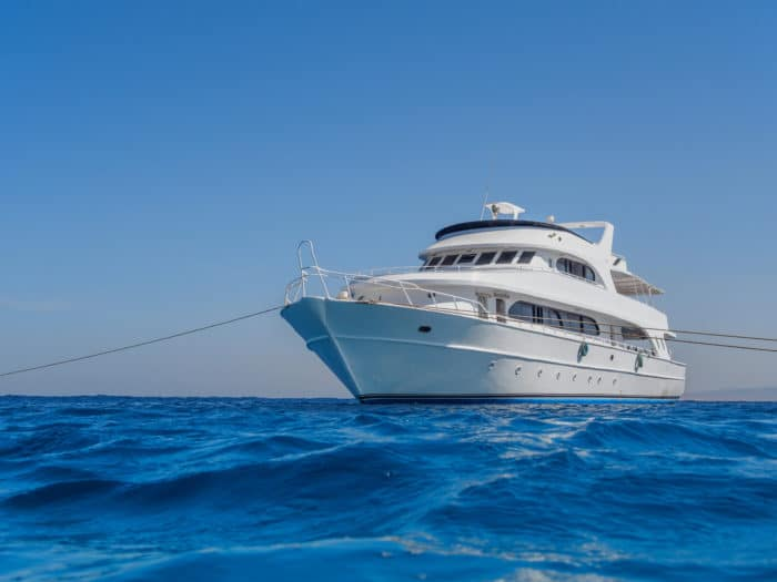 Liveaboard in the Red Sea, Egypt