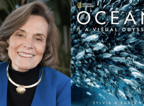 'Her Deepness' Dr. Sylvia Earle Has A New Book Due Out In November thumbnail