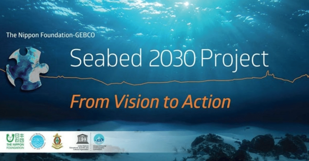 Seabed 2030 Project