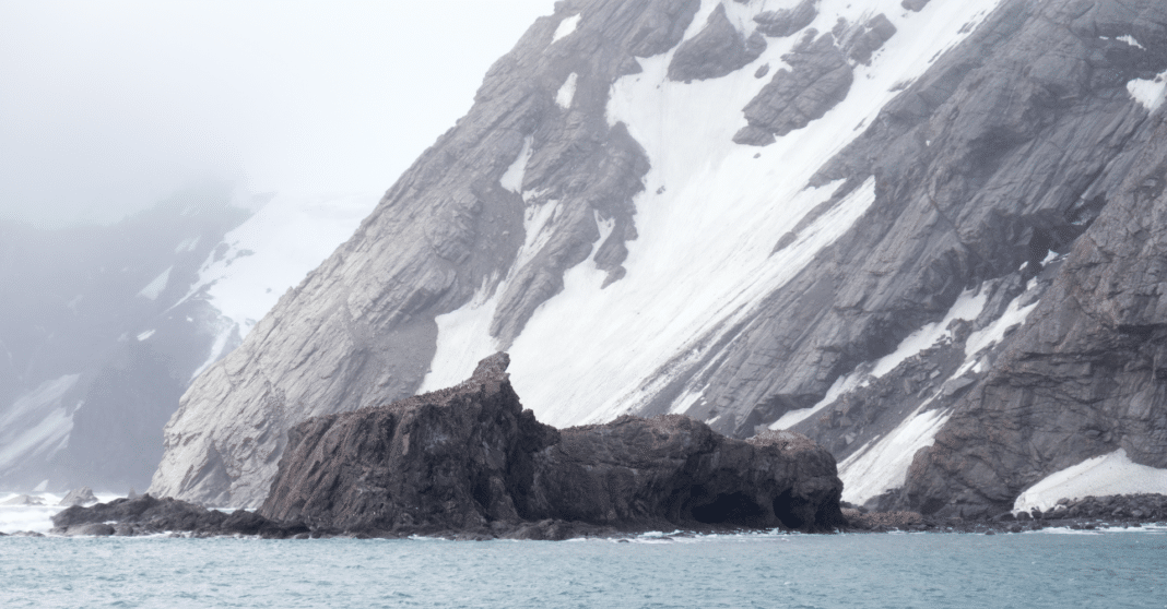 Point Wild, made famous by Shackleton's Endurance expedition. This is from where Shackleton set of for South Georgia. (AdobeStock)