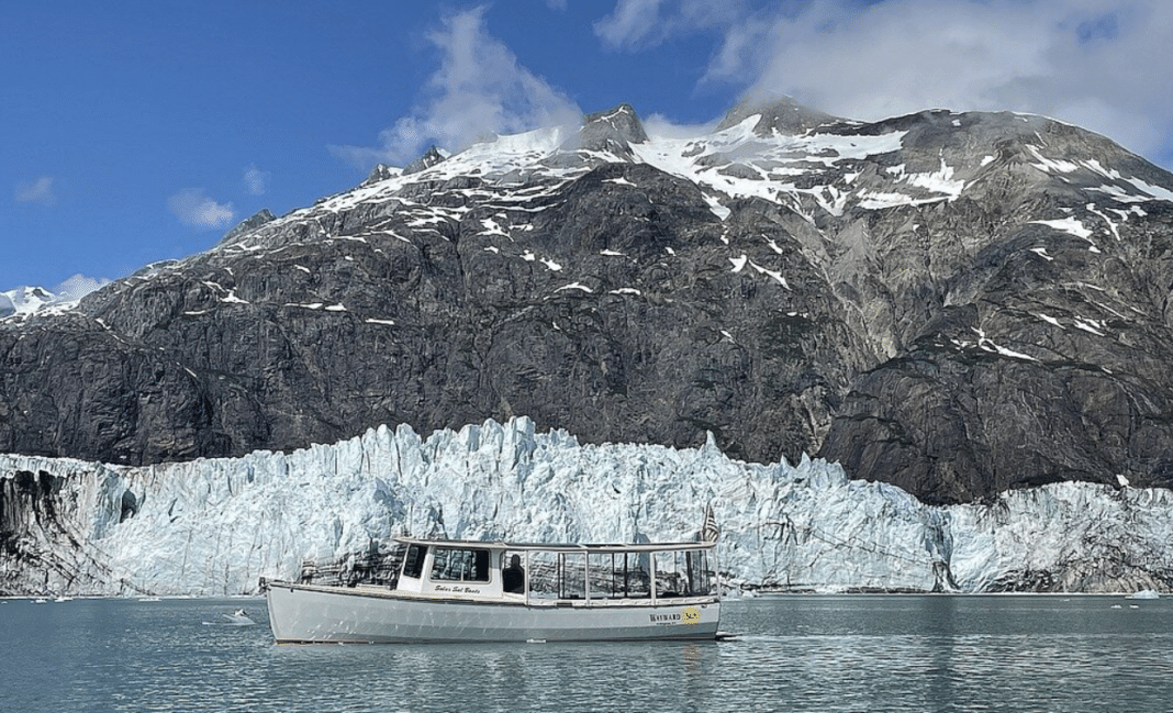 First Solar-Powered Voyage To Alaska Completed (Image credit: Alex Borton)