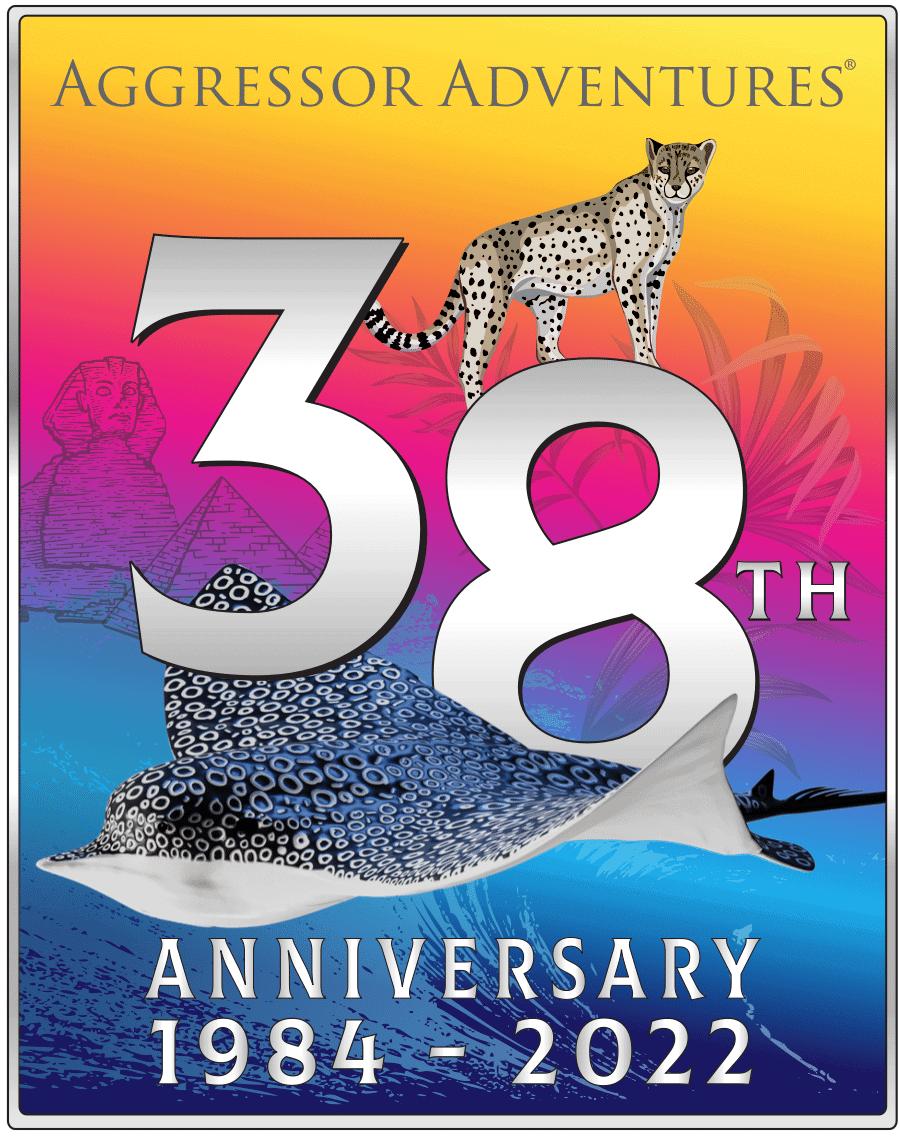 Aggressor 38th Anniversary