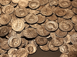 Roman Coins (Image by Christian Bueltemann from Pixabay)